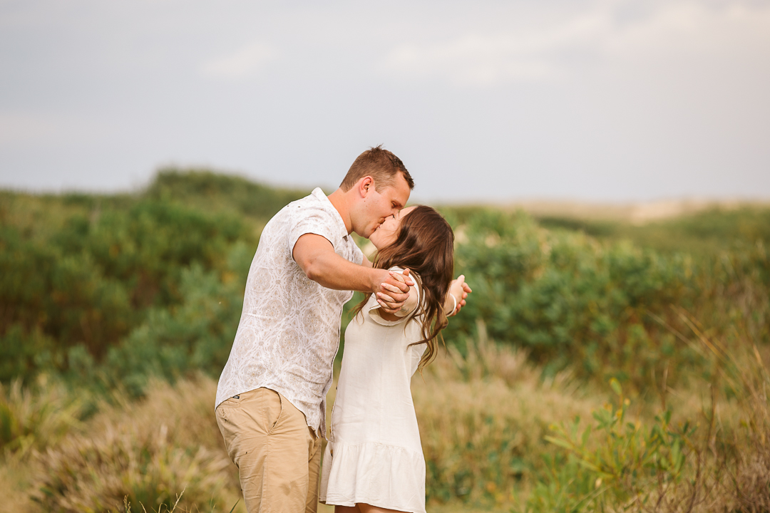 Ameila-and-James-Engagement-Session-Redhead-Beach-12