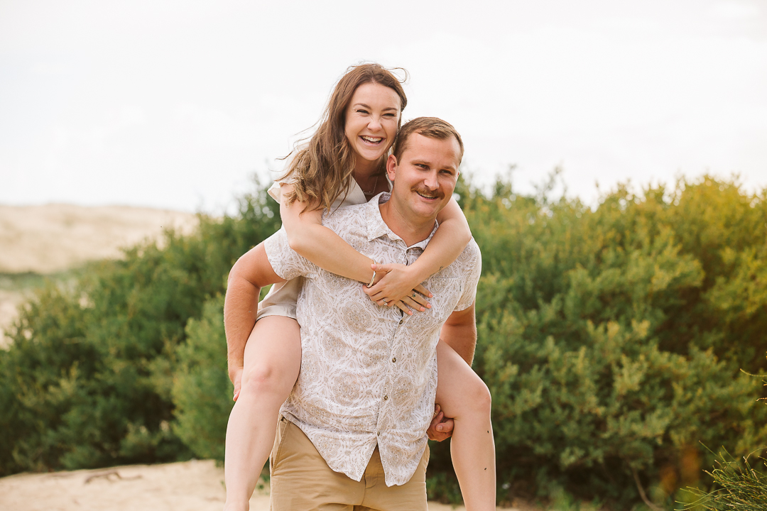 Ameila-and-James-Engagement-Session-Redhead-Beach-70