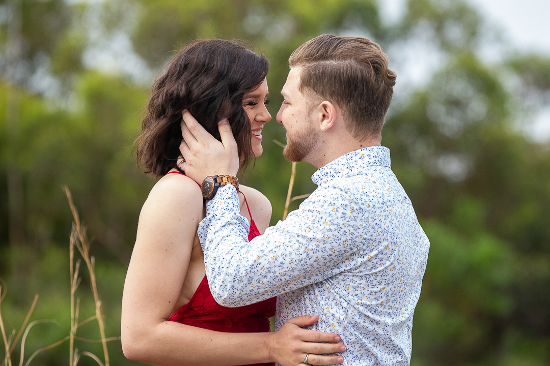 Dakota-and-Leo-Engagement-Session-Redhead-Beach-25