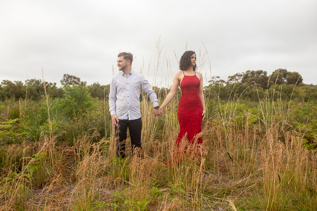 Dakota-and-Leo-Engagement-Session-Redhead-Beach-84