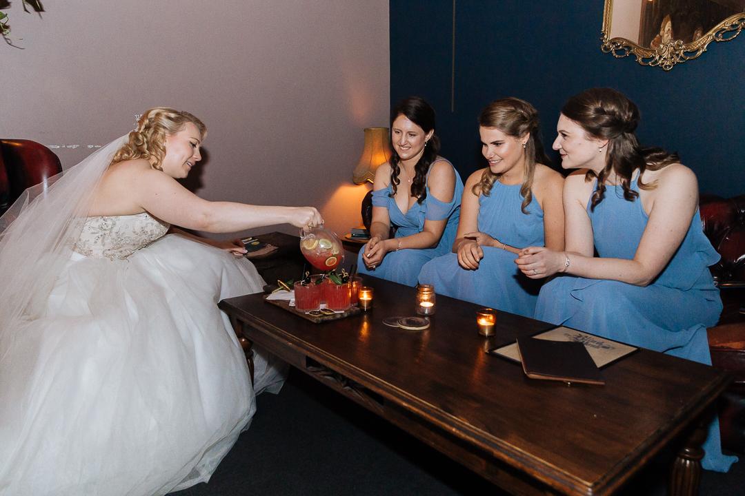 The Blind Monk Craft Beer Wedding