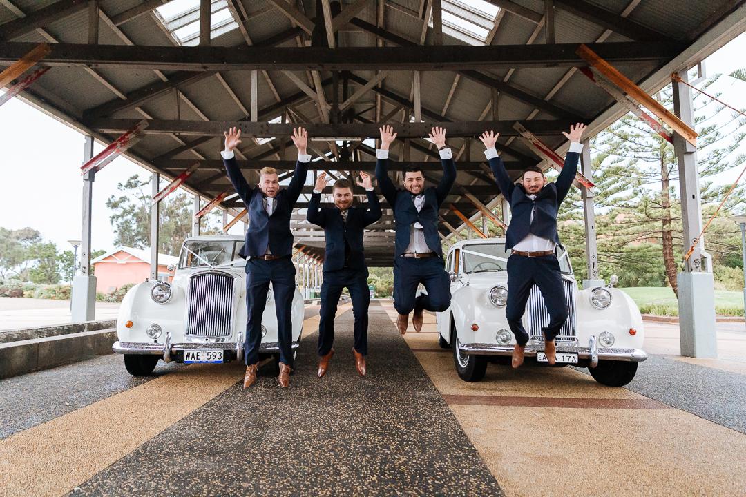 Newcastle Wedding Bridal Party Photos