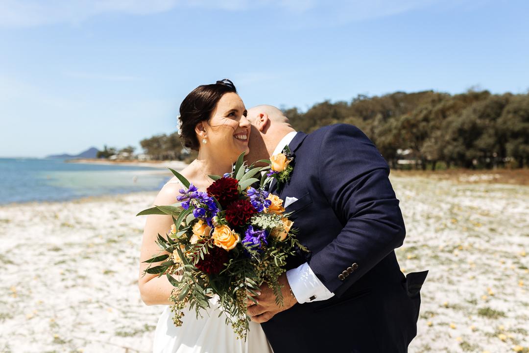Port Stephens Wedding