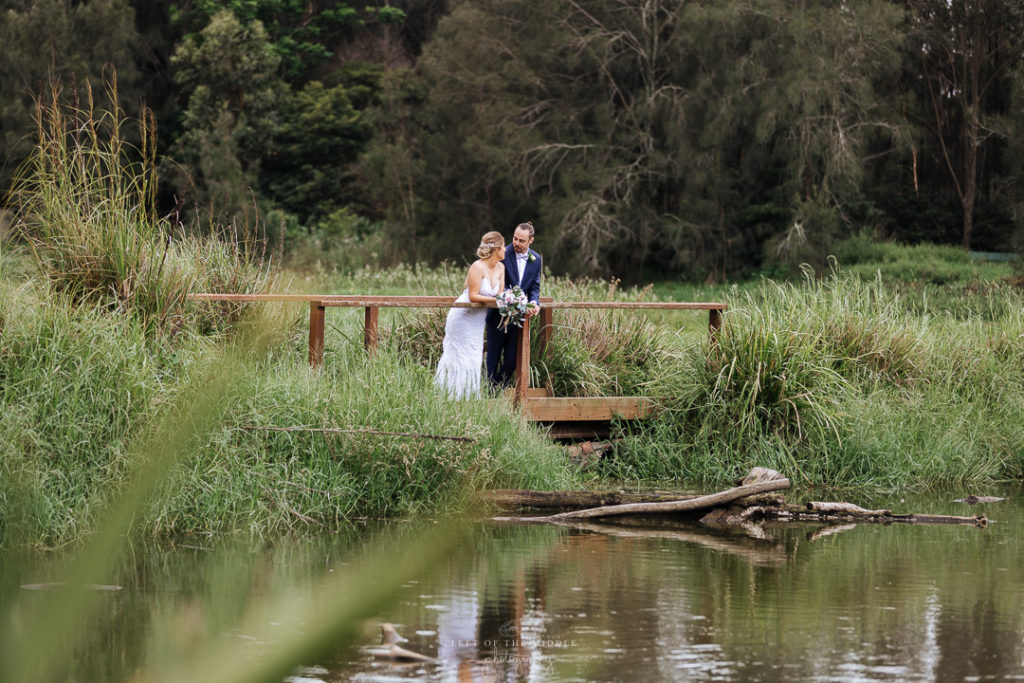 Hunter Wetlands Wedding